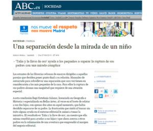 entrevista-en-ABC-talia-y-la-llave-de-oro