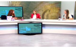 Entrevista a Estefanía Salazar en Punto de Encuentro